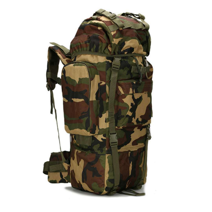 Outdoor Sports Hiking Camping Trekking Backpack Military Tactical Bag