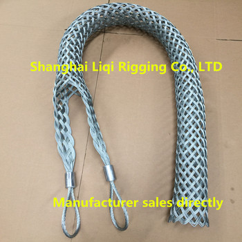 114-127mm Cable Sock Wire Mesh Grips - Buy Cable Grip,Stainless ...