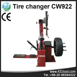 CW922 machine tire changer and balancer