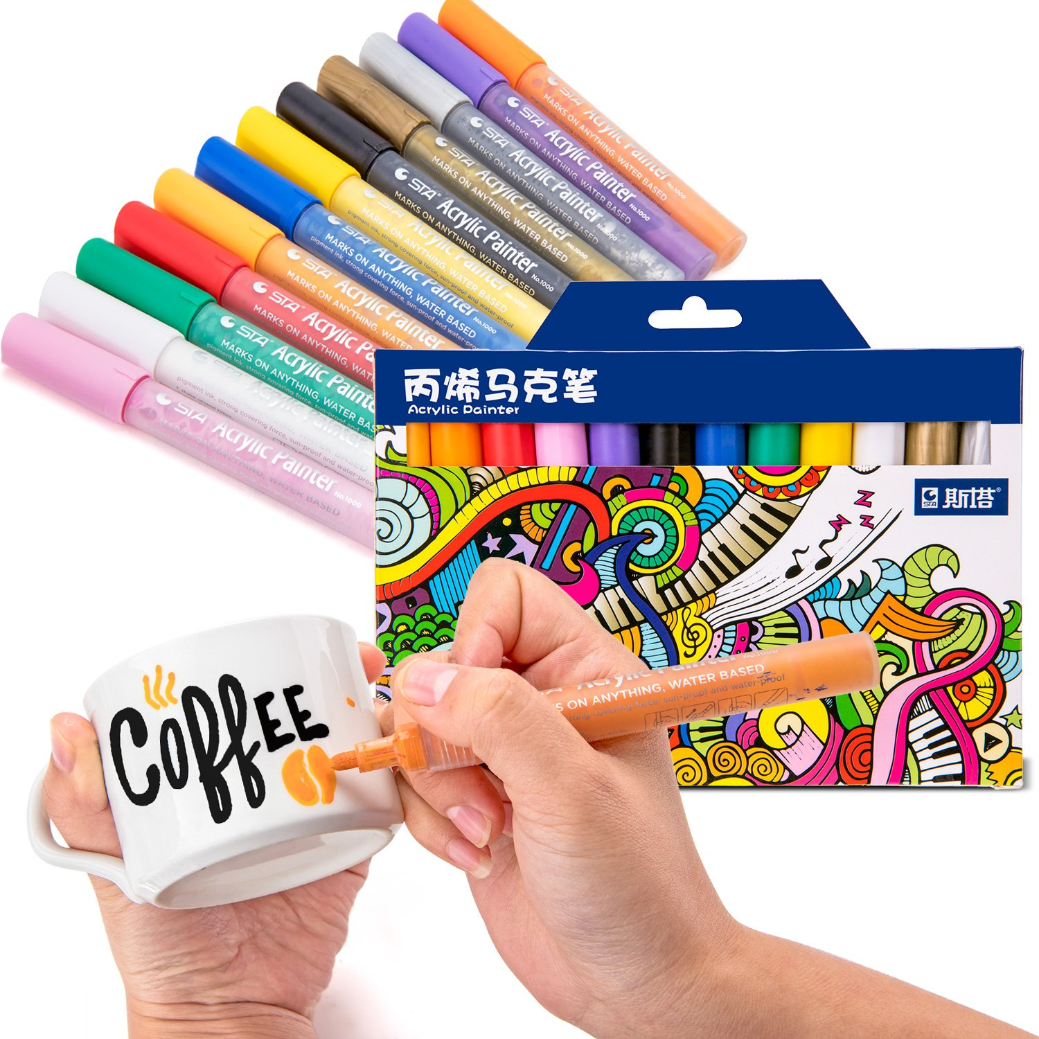 Cheap Deco Art Paint Pens Find Deco Art Paint Pens Deals On Line At