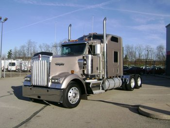 Kenworth W900 Buy Kenworth Sleeper Truck Product On