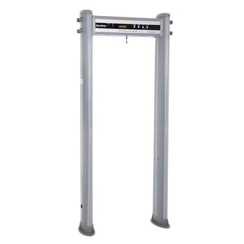 Hot Sale High Sensitivity Security Checking Body Scanner Walk Through Metal Detector