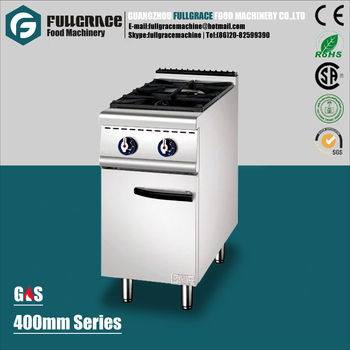 new product 400mm luxury cooking range free standing 2 burner gas