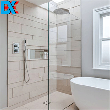 Transparency Customized Bathroom Partition Glass   Buy Bathroom Partition  Glass,Customized Bathroom Partition Glass,Transparency Customized Bathroom  ...