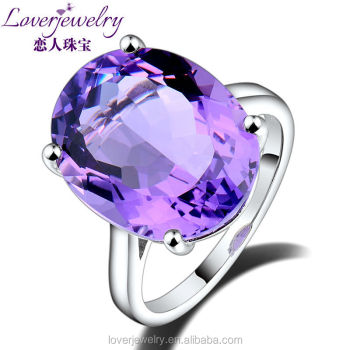 custom rings brilliant amathyst engagement sculpted earth amethyst ring
