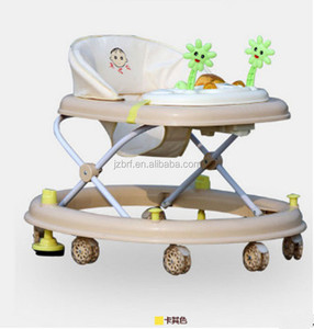 Manufacture for rolling baby walker with lower price