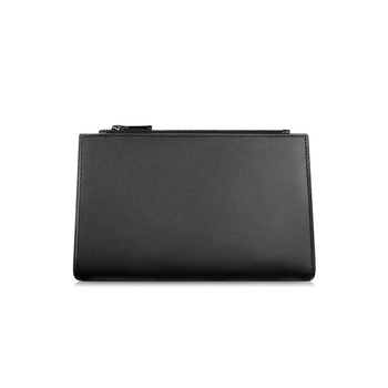 Large Capacity Classic Black Purse Clutch for Women