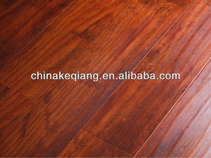 Hand Scraped Laminated Flooring With Wax   Buy China Hand Scraped Laminated  Floor,Plastic Laminate Flooring,China Plastic Laminated Flooring Product On  ...