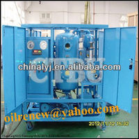 Water-proof Transformer Oil Treatment Unit