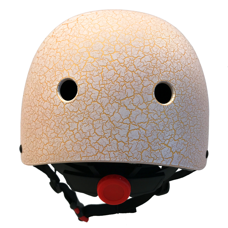 Well looking ABS material protective helmets, sports helmets for skateboard 9