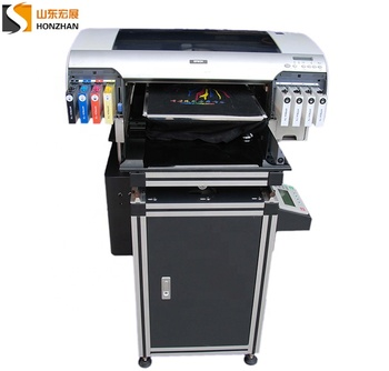 Honzhan 2018 New Generation Digital T Shirt Printing Machine Child Garment Printer With Multi Stations Buy Digital T Shirt Printing Machine Garment Printer T Shirt Printer For Sale Uk Product On Alibaba Com