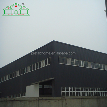 Steel structure prefab factory plants workshop and warehouse for sale