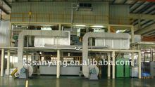 2012 New design S/SS PP spunbonded nonwoven fabric making machine