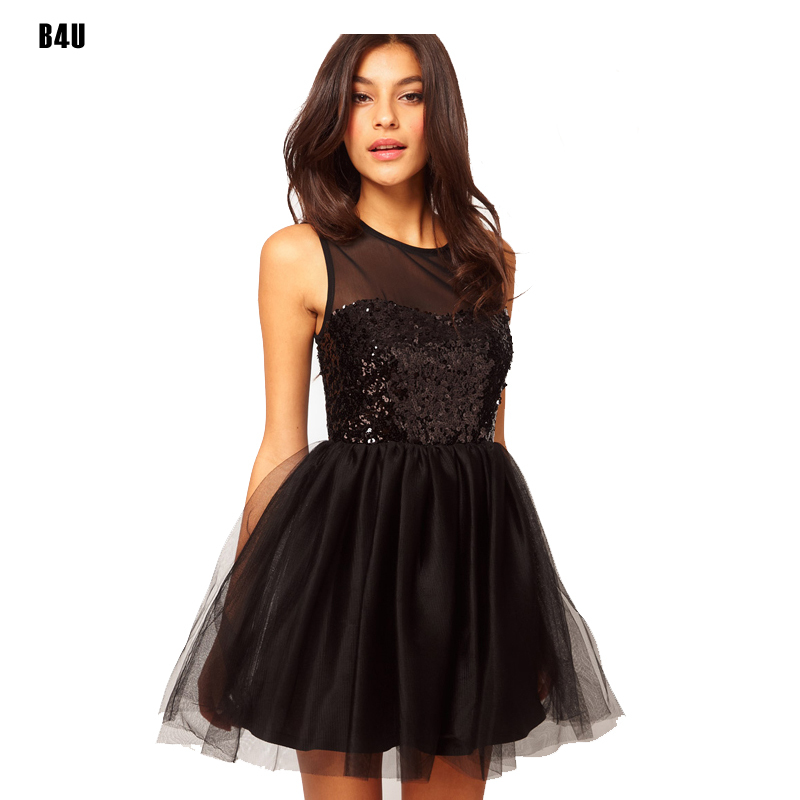 Cheap Little Black Dress With Sequins Find Little Black Dress With