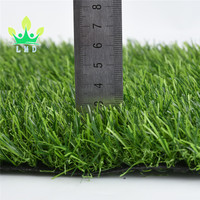 Realistic Artificial Grass Carpet- Indoor Outdoor 30mm Garden Lawn Landscape artificial grass for landscaping