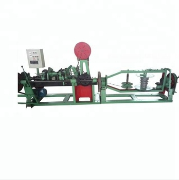 fully automatic barbed wire machine