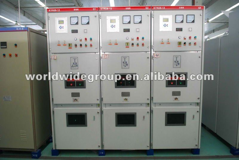 Hv Draw Out Electric Distribution Panel - Buy Distribution Panel ...