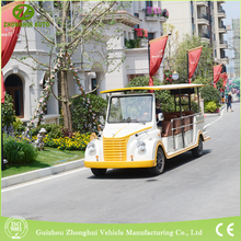 Classical Cheapest Electric Vehicle vintage car Made In China Car
