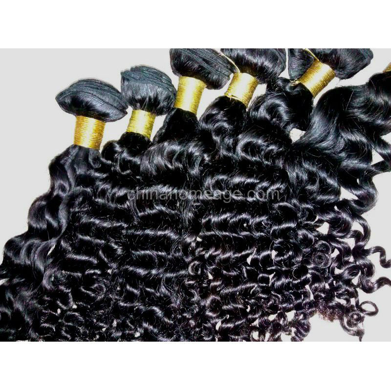 Homeage virgin malaysian curly hair popular on sale