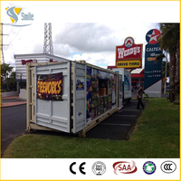 container house modular restaurant buildings