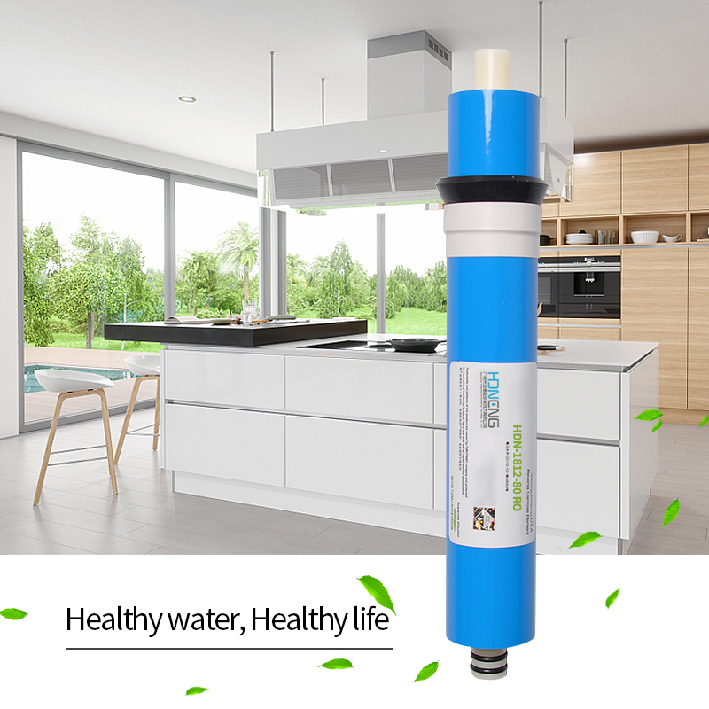 50G 75G 80G 100G Water Filter Cartridge Reverse Osmosis Membrane for India