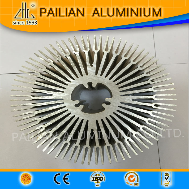 2015 NEW ORDER aluminum profile heat sink / heat sink led / copper pipe heat sink