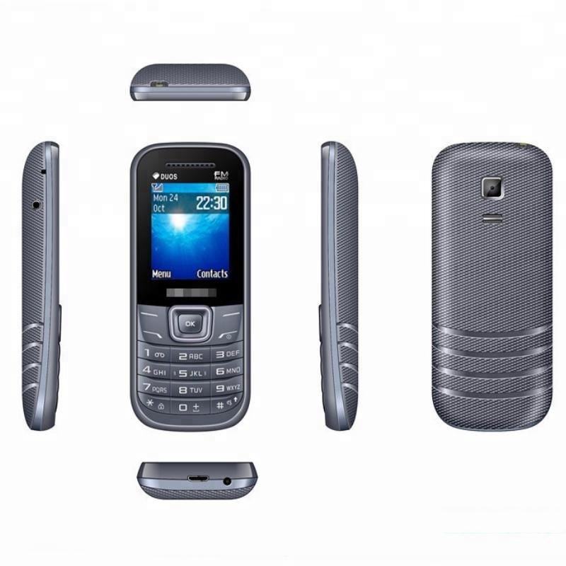 Hot cheap 2g mobile phone Spreadtrum6531 Unlocked GPRS GSM Mobile Phone for Samsung 1200 1207