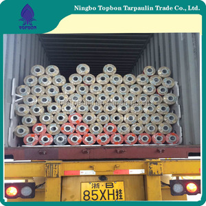 650D PVC tarpaulin in roll multipurpose PVC coated fabric