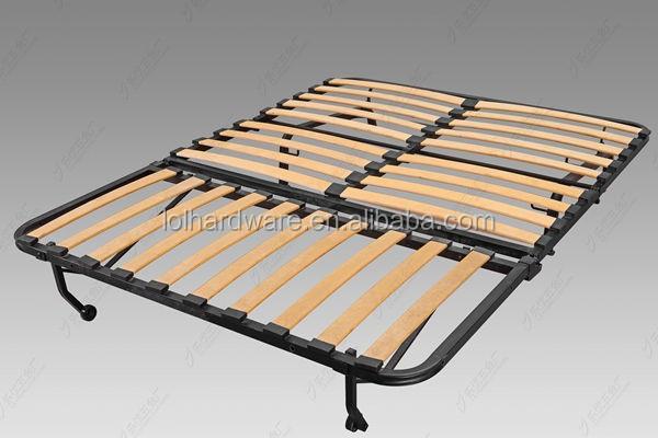 Divano letto doghe in legno amazing divano letto in ferro battuto