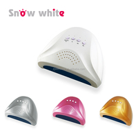 Well Core 48W LED UV Nail Dryer Nail Lamp for Gel Polishes with Automatic Sensor