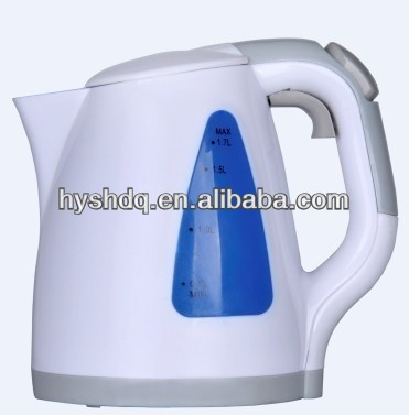 wholesale low price fresh material plastic electric kettle