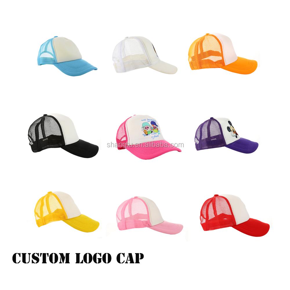 New design Custom baseball cap logo printing sport cap for sale