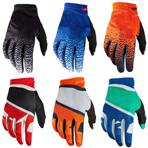 breathable cycling gloves Motorbike winter heated personalized waterproof motorcycle racing motocross gloves