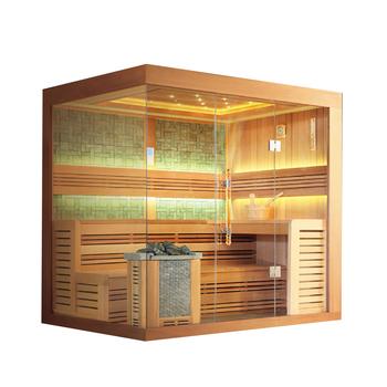 Moderne Sauna hs-sr1246 moderne sauna/sauna haus mit saunaofen und sanduhr - buy