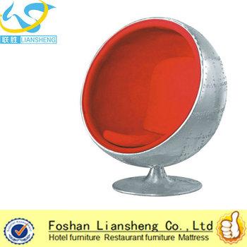 liansheng furniture egg shaped unique design bar bubble ball chair