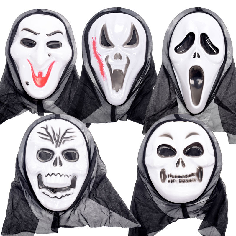 Halloween Party Hot Sale Supplies Masks Horrible Skull Full Head Mask For Halloween Party Spirit Festival