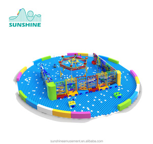 Kids Amusement Park Toys Indoor Playground For Indoor Playground Equipment