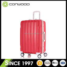 Elegant shape Superior quality OEM brand name suitcase