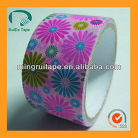 heat resistant easy cloth acrylic duct tape
