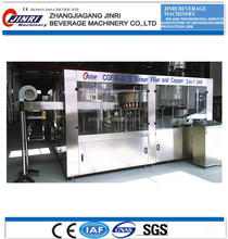 automatic mineral water bottle filling plant/machine
