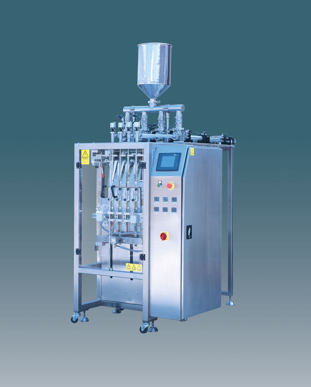 OMD-350BY three in one coffee packaging machinery