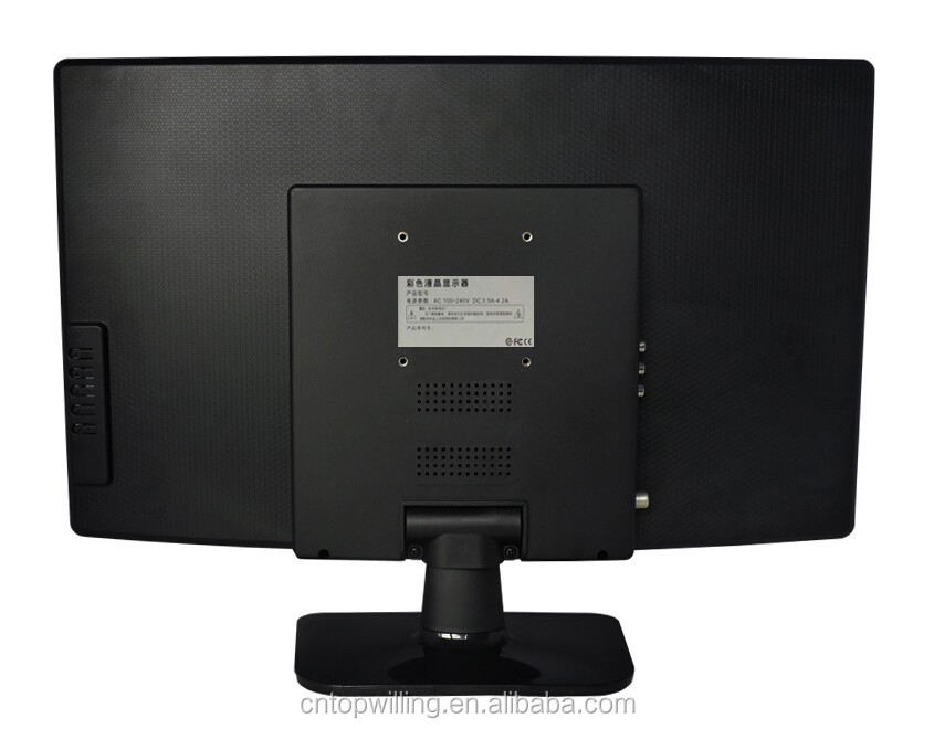 FULL HD 12V 21.5 inch Computer LED Monitor for Game