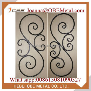 Iron Deck Railing Panels, Iron Deck Railing Panels Suppliers