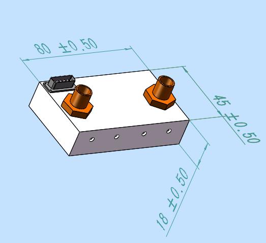 UV LED for flatbed printer
