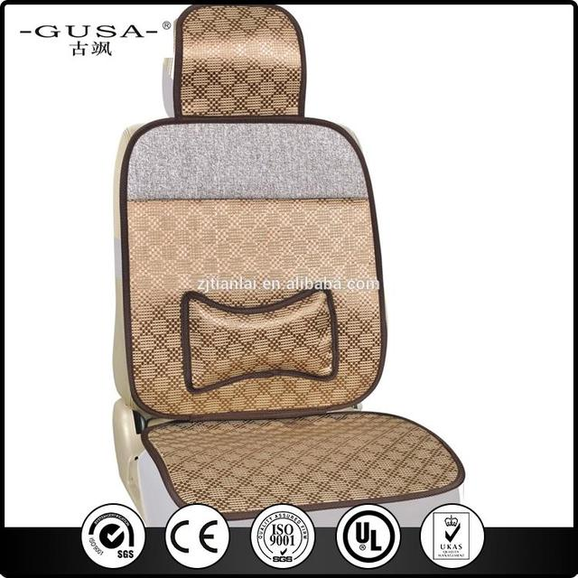 Wholesale For Outdoor Patio Furniture Bamboo Leather Seat Cushion Cover  Sofa Seat Covers For Cars Universal