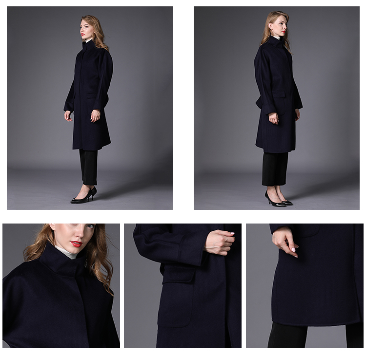 High quality spring new wool curly wool coat