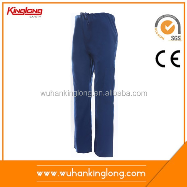 China Supplier Safety Garments Doctors White Uniform Overall