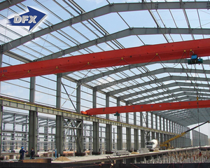 Portal Frame Steel Structure Workshop