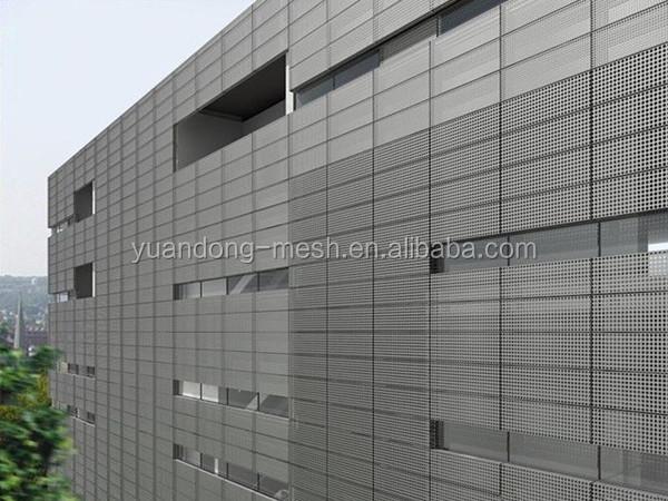 decorative aluminum sheet perforated metal facades buy