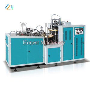 2018 Best Quality China Supplier Paper Cup Making Machine